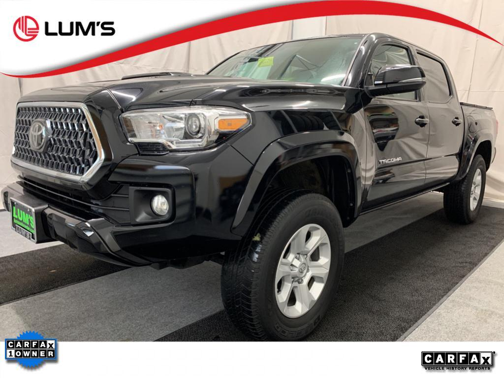 2019 Toyota Tacoma TRD Sport Double Cab 4WD Warrenton OR