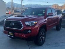 2019_Toyota_Tacoma_TRD Sport Double Cab 5' Bed V6 AT_ Bishop CA