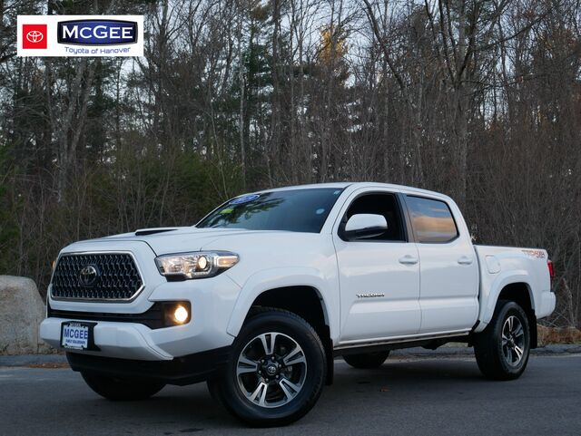 2019 Toyota Tacoma TRD Sport Double Cab 5' Bed V6 AT Hanover MA