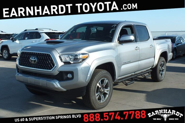 2019 Toyota Tacoma TRD Sport Double Cab 5' Bed V6 AT Mesa AZ
