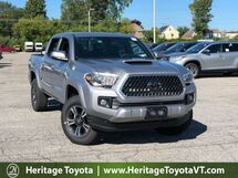 2019 Toyota Tacoma TRD Sport Double Cab 5' Bed V6 AT South Burlington VT