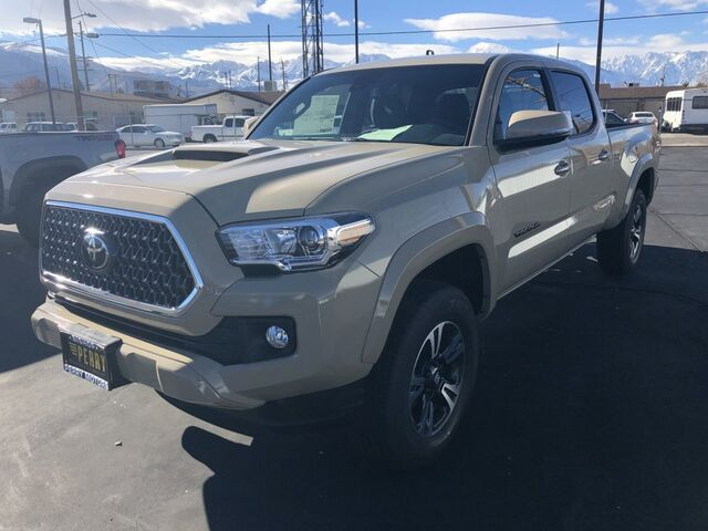 2019 Toyota Tacoma TRD Sport Double Cab 6' Bed V6 AT Bishop CA