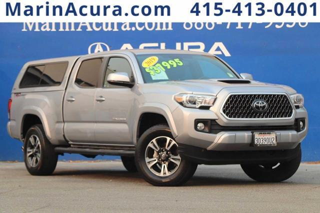 2019 Toyota Tacoma TRD Sport Double Cab 6' Bed V6 AT Corte Madera CA