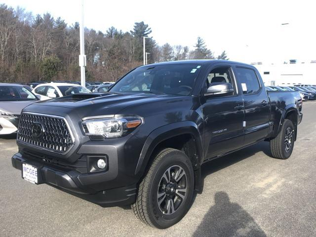 2019 Toyota Tacoma TRD Sport Double Cab 6' Bed V6 AT Hanover MA