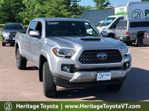 2019 Toyota Tacoma TRD Sport Double Cab 6' Bed V6 AT South Burlington VT