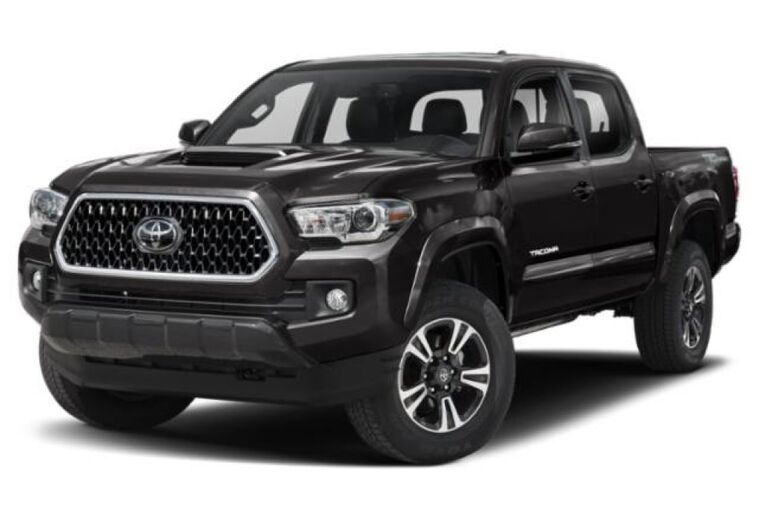 2019 Toyota Tacoma TRD Sport Double Cab Vacaville CA