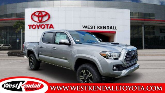 2019 toyota tacoma trd sport for sale west kendall toyota in miami skuwt10151. Black Bedroom Furniture Sets. Home Design Ideas