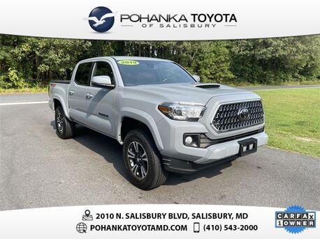 2019_Toyota_Tacoma_TRD Sport V6_ Salisbury MD
