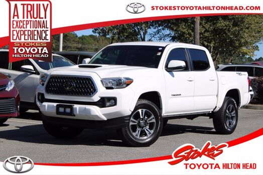2019_Toyota_Tacoma_TRD Sport_ Aiken SC