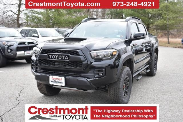 2019 Toyota Tacoma Truck TRD Pro Double Cab 5' Bed V6 AT Pompton Plains NJ