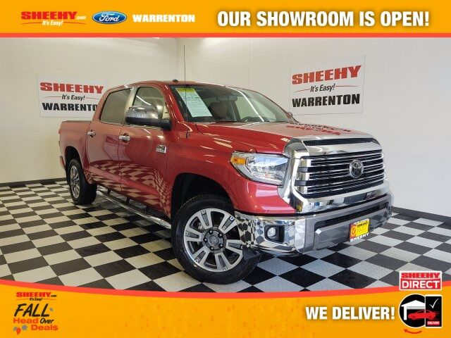 2019 Toyota Tundra 1794 Warrenton VA