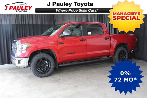 2019_Toyota_Tundra 2WD_SR5 Includes $1500 GST TSS Rebate!_ Fort Smith AR