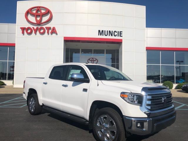 2019 Toyota Tundra 4WD 1794 Edition CrewMax 5.5' Bed 5.7L Muncie IN