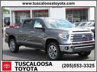 Toyota Tundra 4WD 1794 Edition CrewMax 5.5' Bed 5.7L 2019