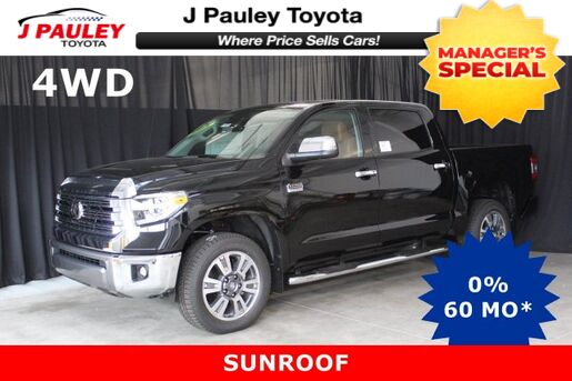 2019_Toyota_Tundra 4WD_1794 Edition_ Fort Smith AR