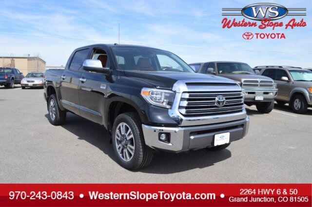 2019 Toyota Tundra 4WD 1794 Edition Grand Junction CO