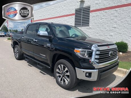 2019 Toyota Tundra 4WD LTD CREWMAX Decatur AL