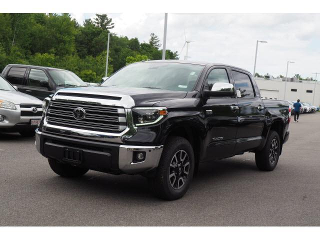 2019_Toyota_Tundra 4WD_Limited CrewMax 5.5' Bed 5.7L_ Hanover MA