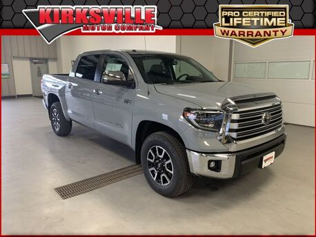 2019_Toyota_Tundra 4WD_Limited CrewMax 5.5' Bed 5.7L_ Kirksville MO
