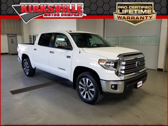 2019 Toyota Tundra 4WD Limited CrewMax 5.5' Bed 5.7L Kirksville MO