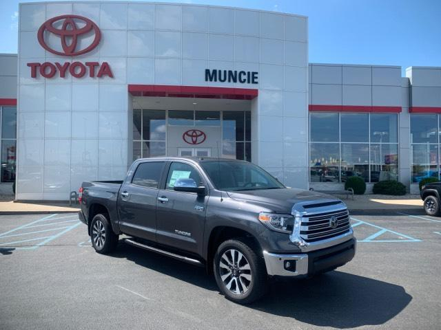 2019 Toyota Tundra 4WD Limited CrewMax 5.5' Bed 5.7L Muncie IN