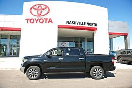 2019 Toyota Tundra 4WD Limited CrewMax 5.5' Bed 5.7L