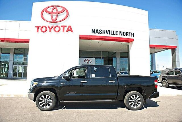 2019 Toyota Tundra 4WD Limited CrewMax 5.5' Bed 5.7L Nashville TN