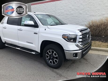 2019 Toyota Tundra 4WD Limited Decatur AL