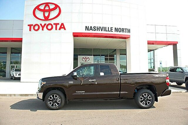 2019 Toyota Tundra 4WD Limited Double Cab 6.5' Bed 5.7L Nashville TN