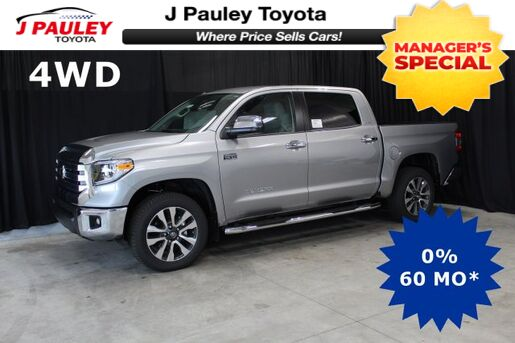2019_Toyota_Tundra 4WD_Limited_ Fort Smith AR