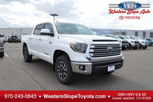 2019 Toyota Tundra 4WD Limited Grand Junction CO 28170009