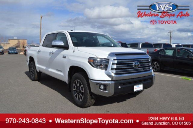 2019 Toyota Tundra 4WD Limited Grand Junction CO 28163878
