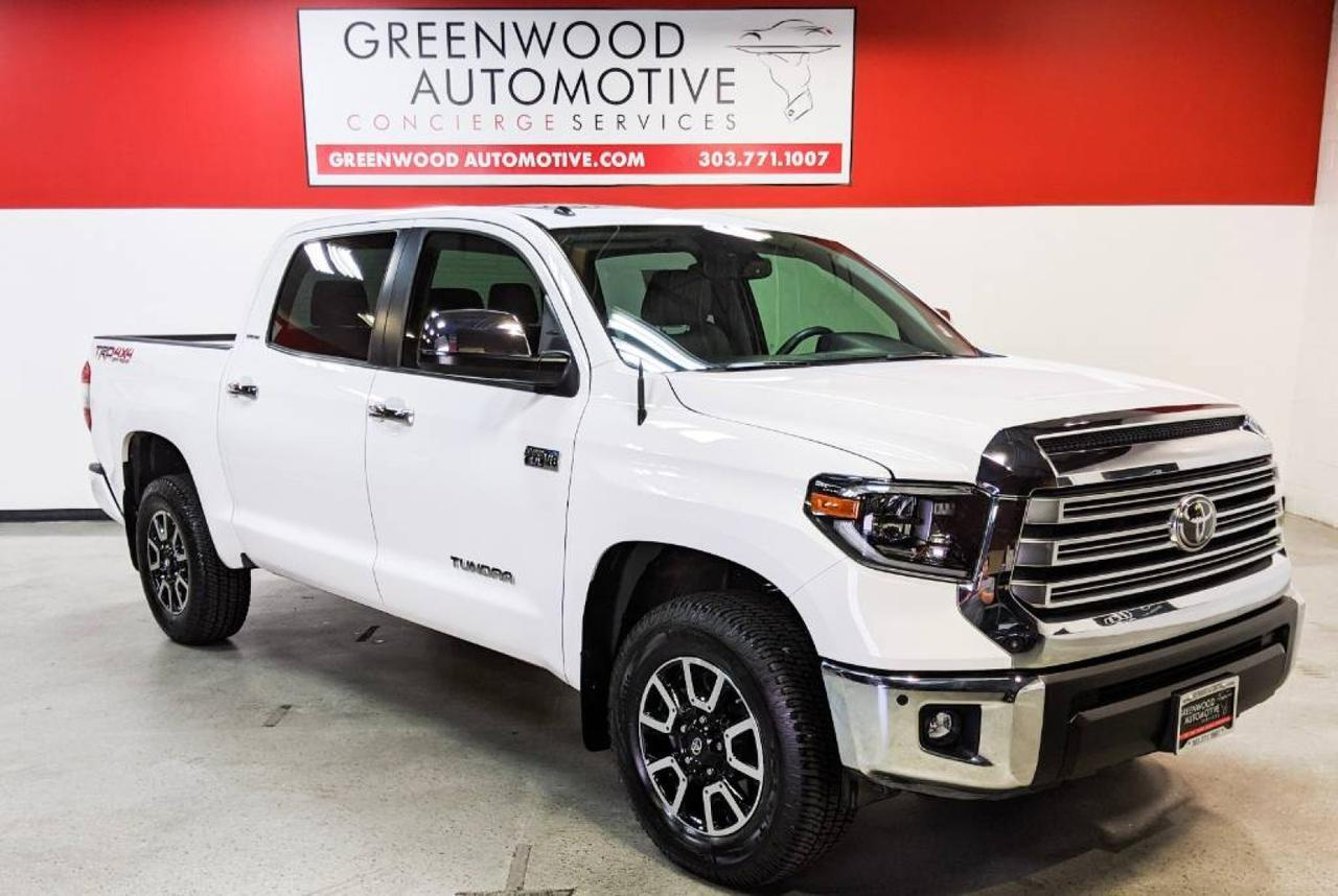 2019 Toyota Tundra 4WD Limited