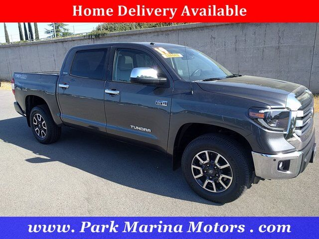 2019 Toyota Tundra 4WD Limited Redding CA