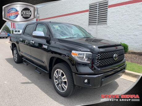 2019 Toyota Tundra 4WD PLAT CREWMAX Decatur AL