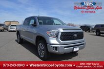 2019 Toyota Tundra 4WD Platinum Grand Junction CO