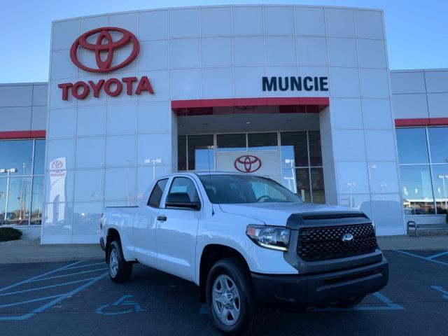 2019 Toyota Tundra 4WD SR Double Cab 6.5' Bed 4.6L Muncie IN