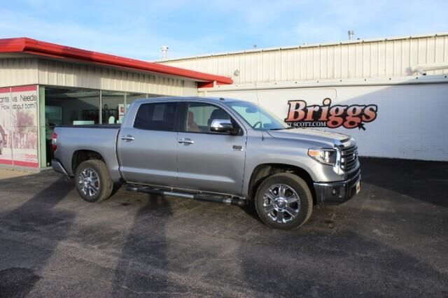 2019 Toyota Tundra 4WD SR5 CrewMax 5.5' Bed 5.7L Fort Scott KS