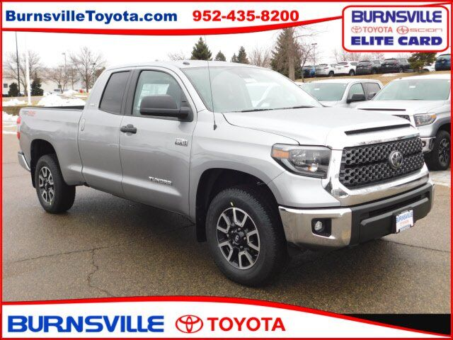 Tundra Double Cab >> 2019 Toyota Tundra 4wd Sr5 Double Cab 6 5 Bed 5 7l Ffv Burnsville