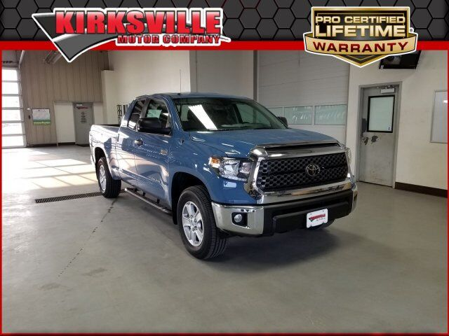 2019 Toyota Tundra 4WD SR5 Double Cab 6.5' Bed 5.7L FFV Kirksville MO