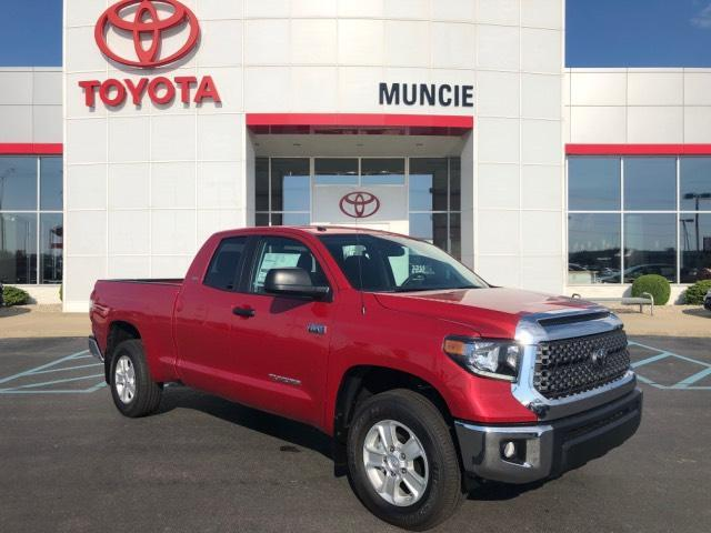 2019 Toyota Tundra 4WD SR5 Double Cab 6.5' Bed 5.7L FFV Muncie IN