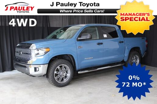 2019_Toyota_Tundra 4WD_SR5 Includes $1500 GST TSS Rebate!_ Fort Smith AR