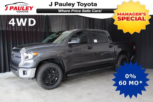 2019_Toyota_Tundra 4WD_SR5 Includes $1500 TSS Rebate!_ Fort Smith AR