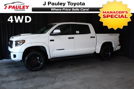 2019_Toyota_Tundra 4WD_TRD Pro_ Fort Smith AR