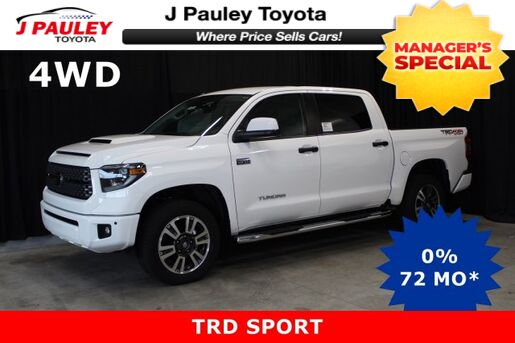 2019_Toyota_Tundra 4WD_TRD Sport_ Fort Smith AR