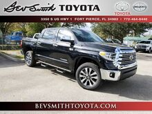 2019_Toyota_Tundra_Limited 5.7L V8_ Fort Pierce FL