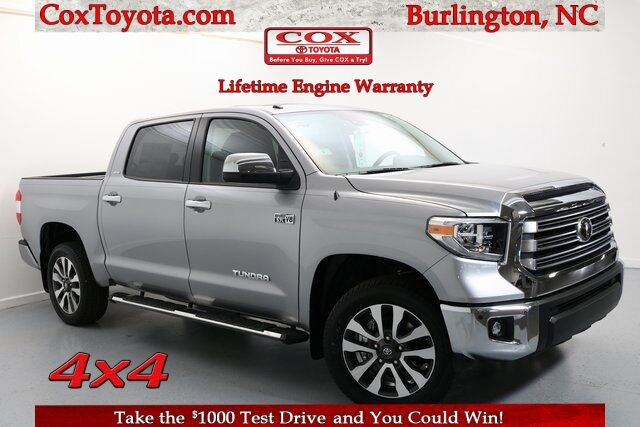 2019 Toyota Tundra Limited Burlington NC