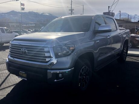 2019 Toyota Tundra Limited CrewMax 5.5' Bed 5.7L Bishop CA