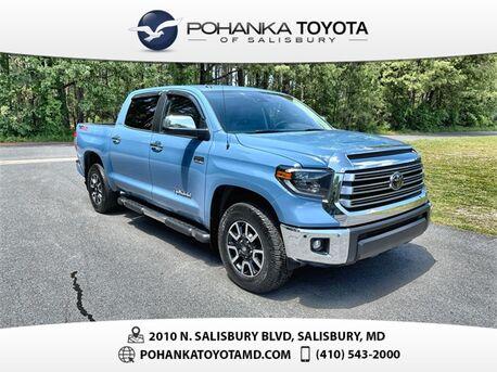 2019_Toyota_Tundra_Limited CrewMax_ Salisbury MD