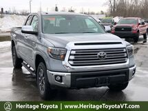 2019 Toyota Tundra Limited Double Cab 6.5' Bed 5.7L South Burlington VT